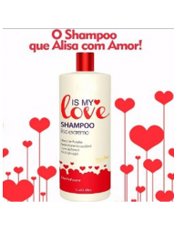 Shampoo Alisante Tradicional Is My Love 1Litro