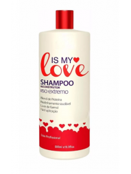 Shampoo Alisante Tradicional Is My Love 500ml