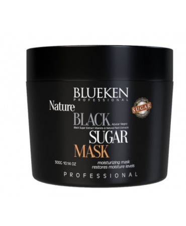 Máscara Black Sugar Blueken 300g