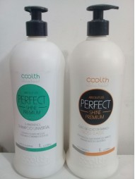 Escova Progressiva Perfect Shine Coolth 1Litro