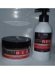 Kit Matizador Color Red Coolth 300ml