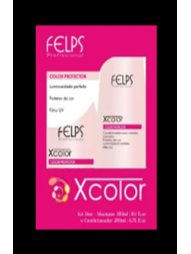 Sache Shampoo Color Protector Felps 15ml