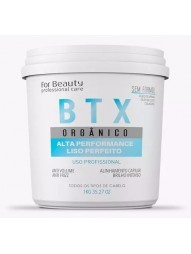 Botox Capilar Organico For Beauty 1Kg