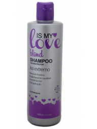 Shampoo Alisante Matizador Is My Love 500ml