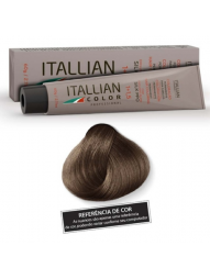 Coloracao Itallian Color Louro Cinza 17 60g