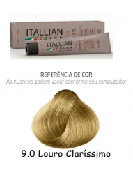 Coloracao Itallian Color Louro Clarissimo 09 60g
