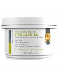 Botox Capilar Argan For Beauty 500g