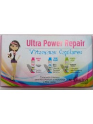 Kit Ultra Power Repair Vitaminas Capilares Humizer