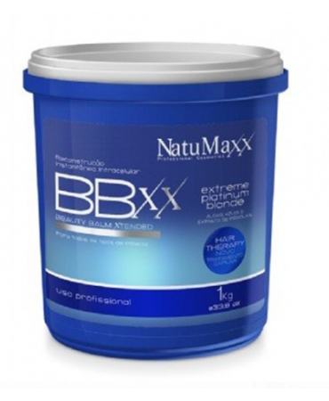 Botox Xtended Hair Therapy Platinum Violet Natumaxx 1Kg