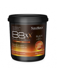 Botox Xtended Hair Therapy Black Natumaxx 1Kg