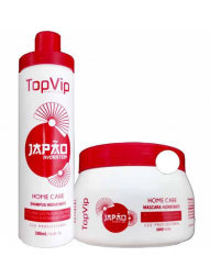 Kit Home Care Japao Brush Top Vip 500ml