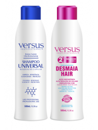 Escova Progressiva Desmaia Hair Versus 500ml