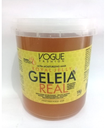 Mascara Geleia Real Vogue Fashion 1Kg